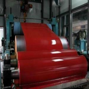 Coated Surface Treatment Mental steel /Roofing Application Colour Steel coil/AL-Zn PPGI
