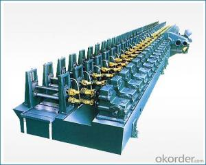 C Profiles Steel Cold Roll Forming Machine