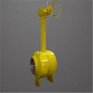 Full Welded Forged Steel Ball Valve DN 36 inch