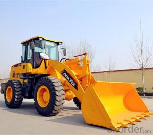 5.0 Ton New Front End Articulated ZL50 Wheel Loader