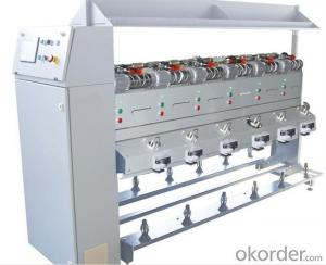 Large Package Yarn Cone Textile Winding Machine