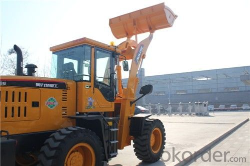 AOLITE 936 Wheel Loader Bucket with CE for Sale