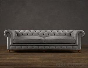 Chesterfield Sofa Set  for Saloon Model 830