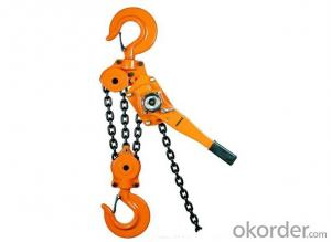 50T*3m heavy duty VC-B manual chain hoist