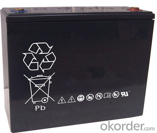 Lead Acid Battery the OPzS Series  6OPzS300
