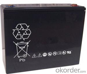 Lead Acid Battery the OPzS Series  8OPzS800