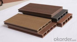 Anti-fungal price wpc decking Germany standard/2015 Hot sale