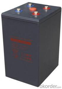 Solar Battery REX Series for Solar and Wind Power REX-500