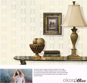 Non-woven Wallpaper 2015 Decorative Fashion Design Home Decoration Wallpaper
