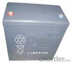 Lead Acid Battery the OPzS Series  5OPzS350