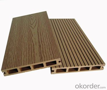 wood plastic composite /wpc decking floor/2015 Hot sale