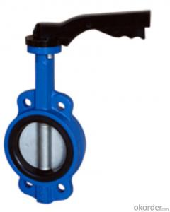 Ductile Iron Butterfly Valve Of Top Quality