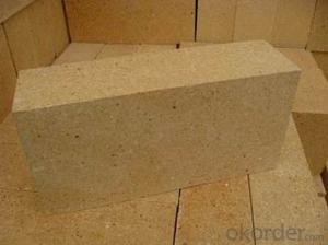 Coke oven use refractory brick SK34 standard size of brick types of fire bricks