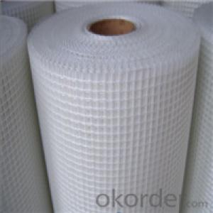 Fibreglass Mesh Reinforcement of Edifices