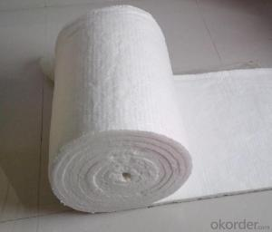Furnace  heat resistant ceramic fiber blanket
