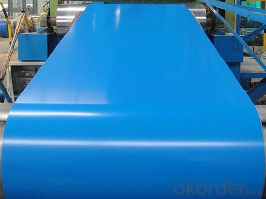Z40 BMP Prepainted Rolled Steel Coil for Construction