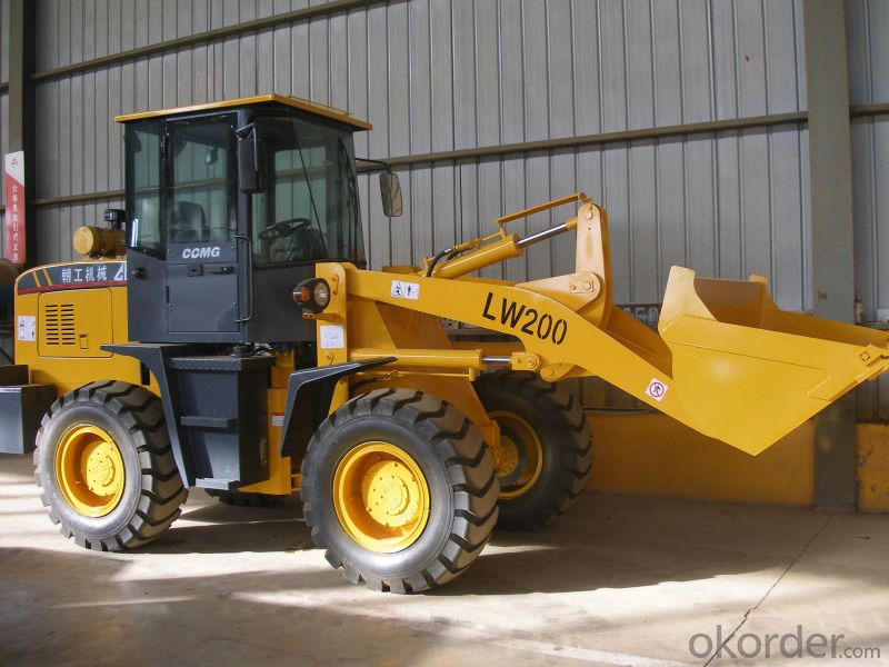 2Ton Wheel Loader, 2Ton Front End Loader