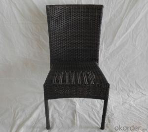 Outdoor Rattan Dinging Chair for Restaurant Wicker CMAX-SC003