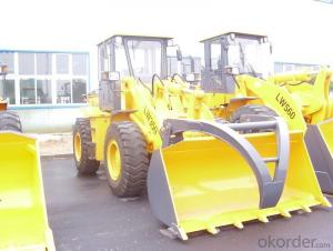 3 Ton Wheel Loader 4WD ZL30G LW350 Wheel Loader