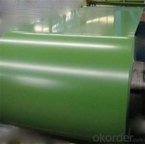 Z33 BMP Prepainted Rolled Steel Coil for Construction