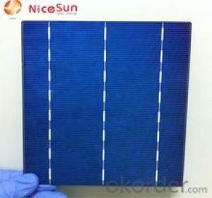 5 years warranty high efficiency 280W mono solar cell  cnbm