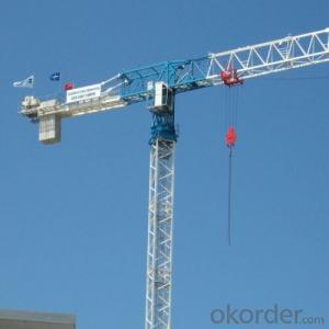 Tower Cranes Construction Machinery For Sales Crane Distributor Accessory