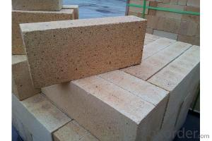 High temprature insulation Fireclay Refractory brick