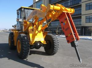 Korean Type HMB850 Hydraulic Hammer of Front End Loader, Loader Hammer, Wheel Loader Breaker