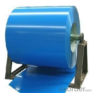 cnbm color coated aluzinc steel coil for constuction