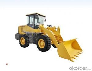 Front Wheel Loader  YN 938 3 Tons1.8cbm bucket capacity