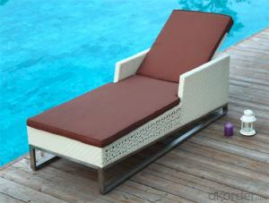 Sun Lounger for Outdoor Furniture  Garden Beach Side CMAX-SL001MYX