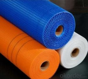 Coated Alkali-Resistent Fiberglass Mesh Cloth