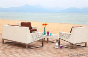 Rattan Garden Dining Set  Outdoor Furniture CMAX-DS007MYX