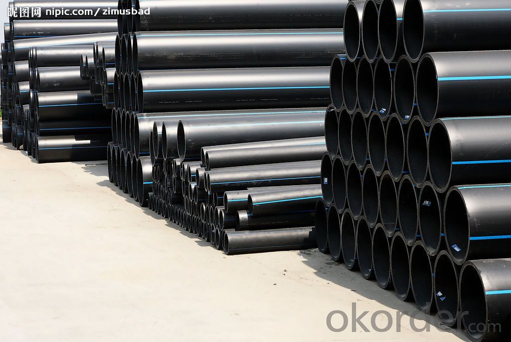 Buy HDPE pipe for water supply with Low Price Made in China