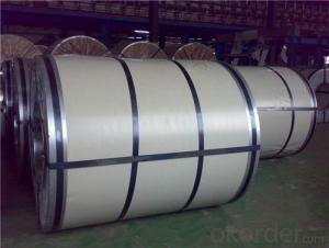 BMT AZ45 Prepainted Rolled Steel Coil for Construction