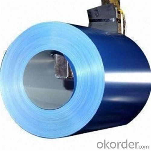 RAL Scale Prepainted Rolled Steel Coil for Construction Roof