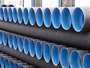 HDPE pipe for water supply with Good Quality Made in China
