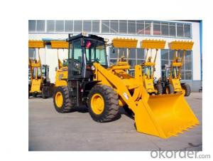 Front Wheel Loader  YN 959 5 Tons  3cbm bucket capacity adopt Shangchai engine