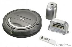Robot Vacuum Cleaner with Sweeping Mopping Automatic and Intelligent multi function 4 in 1