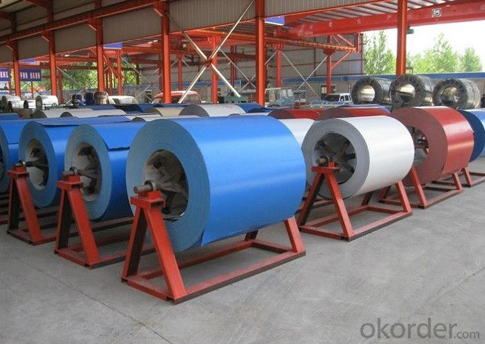 Z23 BMP Prepainted Rolled Steel Coil for Construction
