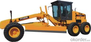 Motor Grader of PY180M  with CE ISO Certificate