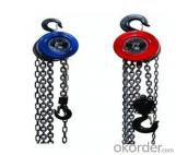 1.5T chain hoist/chain block high quality