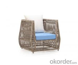 Round Rattan Garden Patio Outdoor Sofa Set   CMAX-SS003LJY