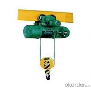 KCD 300KG*100M multifunctional electric hoist