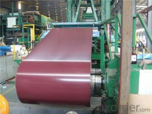 BMP Z45 PPGI Rolled Steel Coil for Construction Roofing Constrution