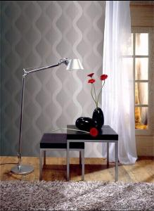 PVC Wallpaper High Quality European Style Home Decoration Suitable for Bedroom