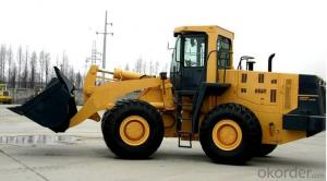 Front Wheel Loader YN 940 4 Tons 2.35cbm bucket capacity