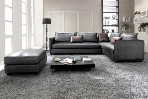 Classic Style Fabric Sofa for Living Room