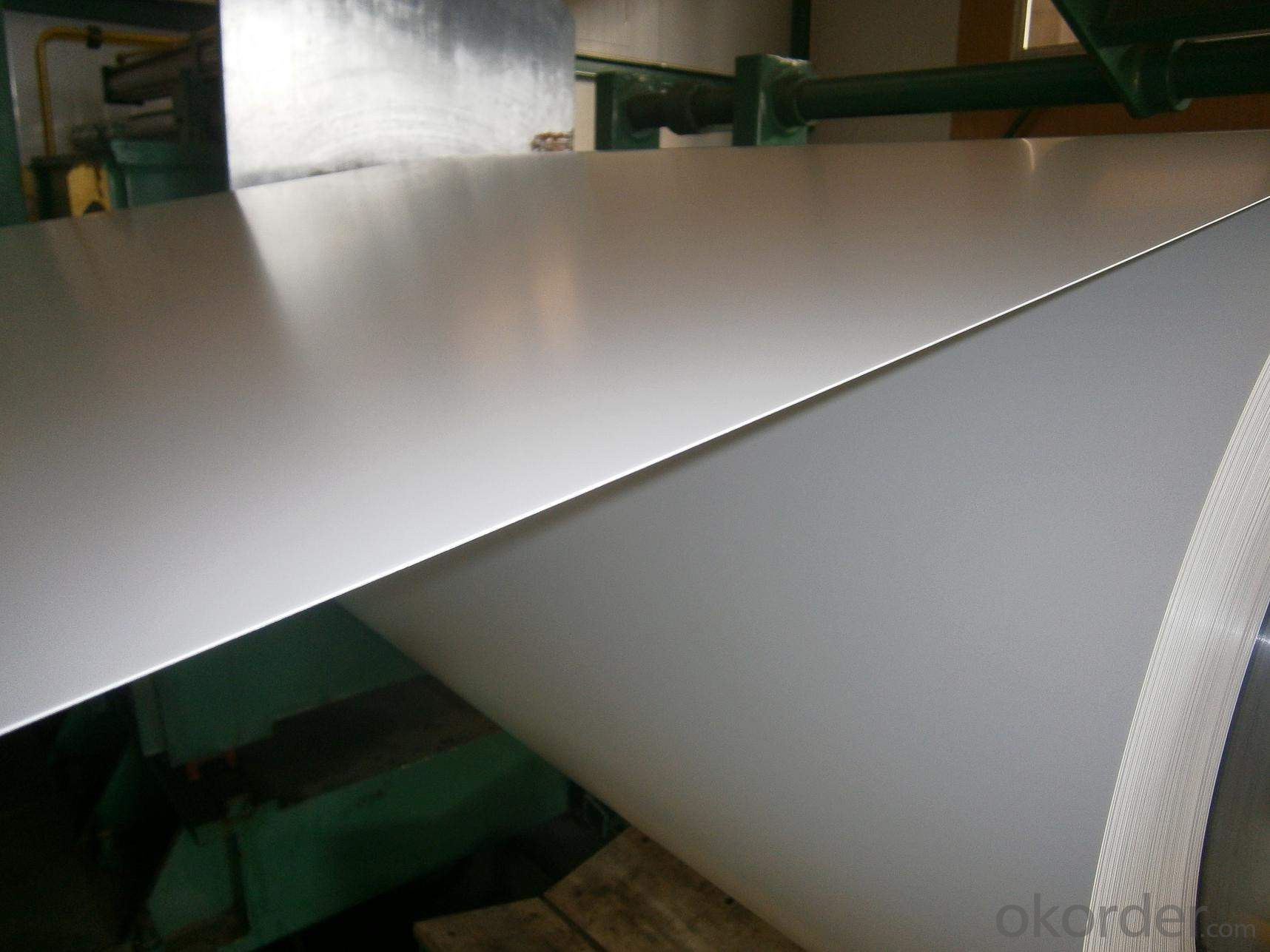 Z20 BMP Prepainted Rolled Steel Coil for Construction