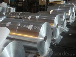 2015 Aluminum Foil Rolls of CNBM in China